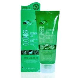 6 Grains Mixed Cucumber Soothing Gel