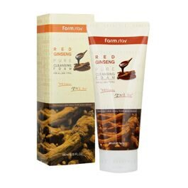 Red Ginseng Pure Cleansing Foam