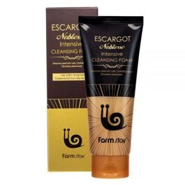 Escargot Nobelesse Intensive Cleansing Foam