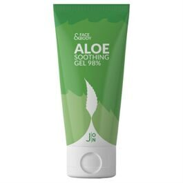 Face & Body Aloe Soothing Gel 98%