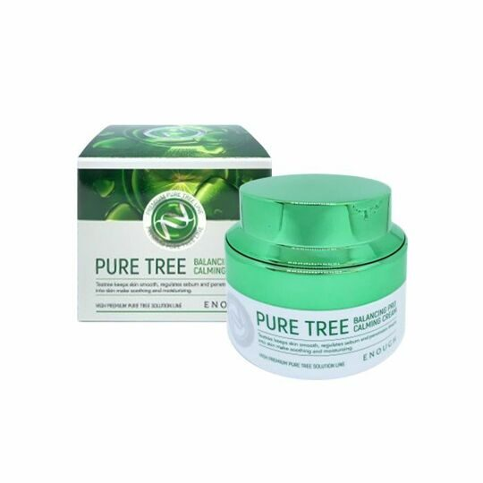 Pure Tree Balancing Pro Calming Cream