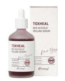 Toxheal Red Glycolic Peeling Serum