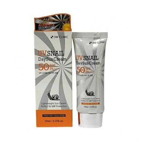 UV Snail Day Sun Cream SPF 50+ PA+++