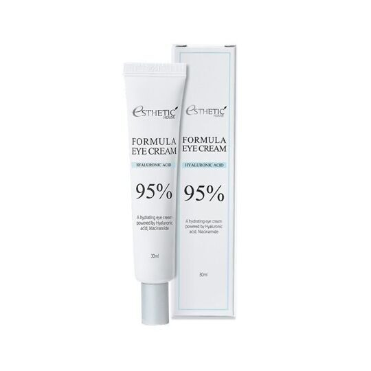Formula Eye Cream Hyaluronic Acid