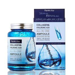 All In One Collagen and Hyaluronic Ampoule