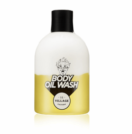 Relax-day Body Oil Wash