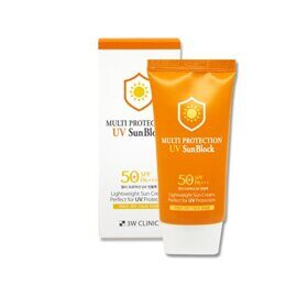 Multi protection UV Sun Block SPF 50+PA+++