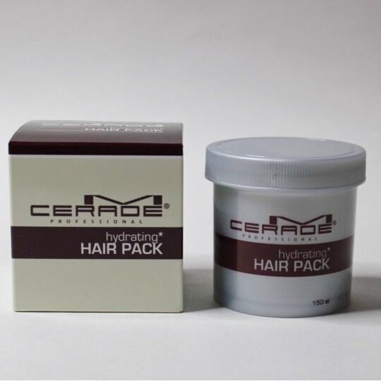 M-Cerade Hydrating Hair Pack