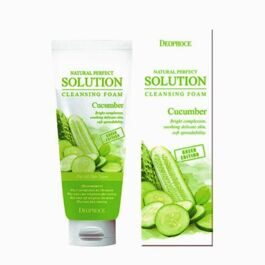 Natural Perfect Solution Cleansing Foam Cucumber