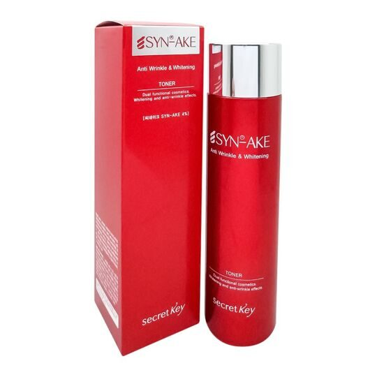 Syn-Ake Anti Wrinkle and Whitening Toner