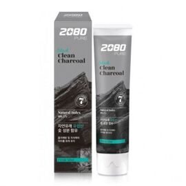 Black Clean Charcoal Toothpaste