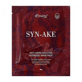 Syn-Ake Anti-Aging Solution Hydrogel Mask Pack