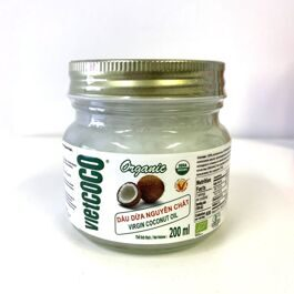 Еxtra virgin coconut oil