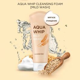 Aqua whip Cleansing Foam Mild Wash