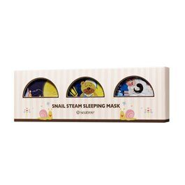 Snail Steam Sleeping Mask