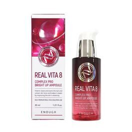 Real Vita 8 Complex Pro Bright up Ampoule