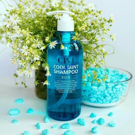 Head Spa Cool Mint Shampoo