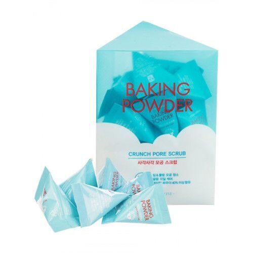 Baking Powder Crunch Pore Scrub