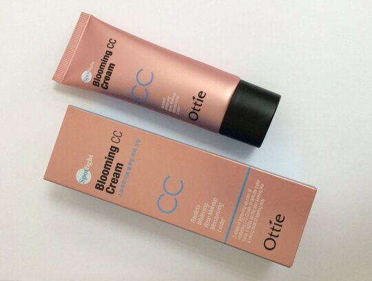 Blooming CC Cream