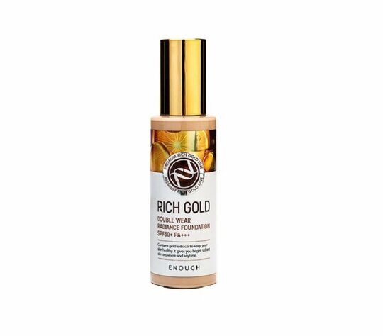 Rich Gold Double Wear Radiance Foundation SPF50+ PA+++