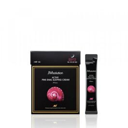 Active Pink Snail Sleeping Cream Prime