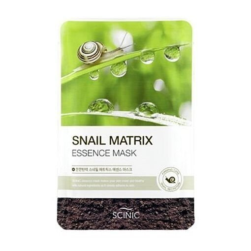 Snail Matrix Essence mask