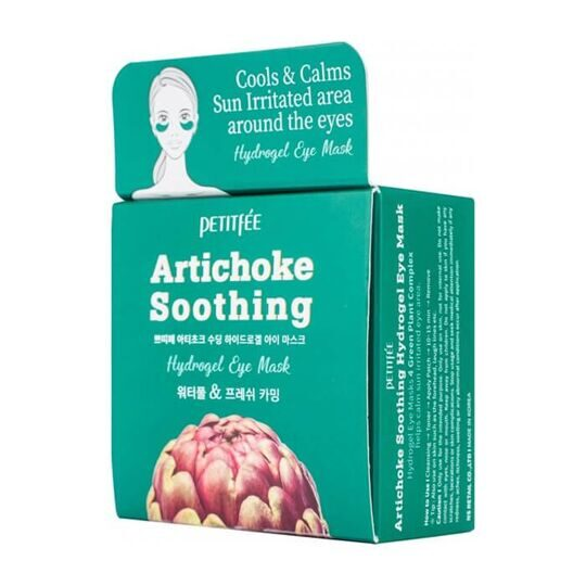 Artichoke Soothing Hydrogel Eye Mask