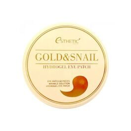 Gold & Snail Hydrogel Eye Patch