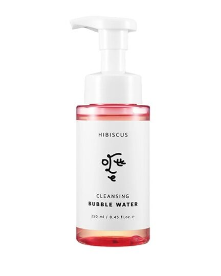 Hibiscus Cleansing Bubble Water (Mini)