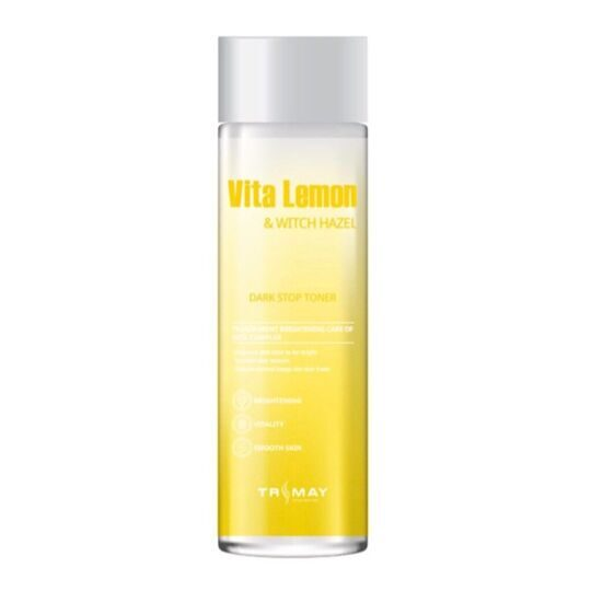 Vita Lemon & Witch Hazel Dark Stop Toner