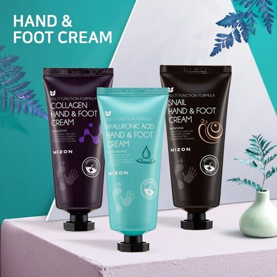Hyaluronic Acid Hand and Foot Cream