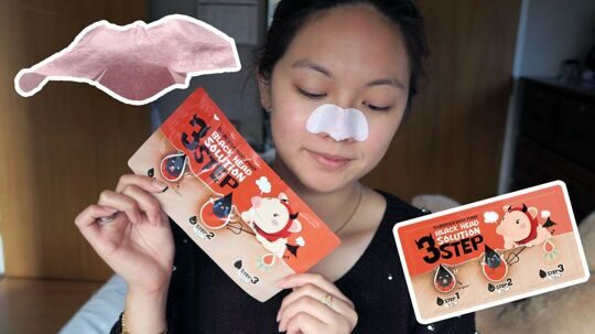 Milky Piggy Black Head Solution 3 Step